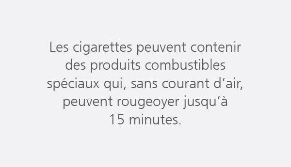 Cigarette faits